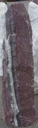 Monolithstein Bordo